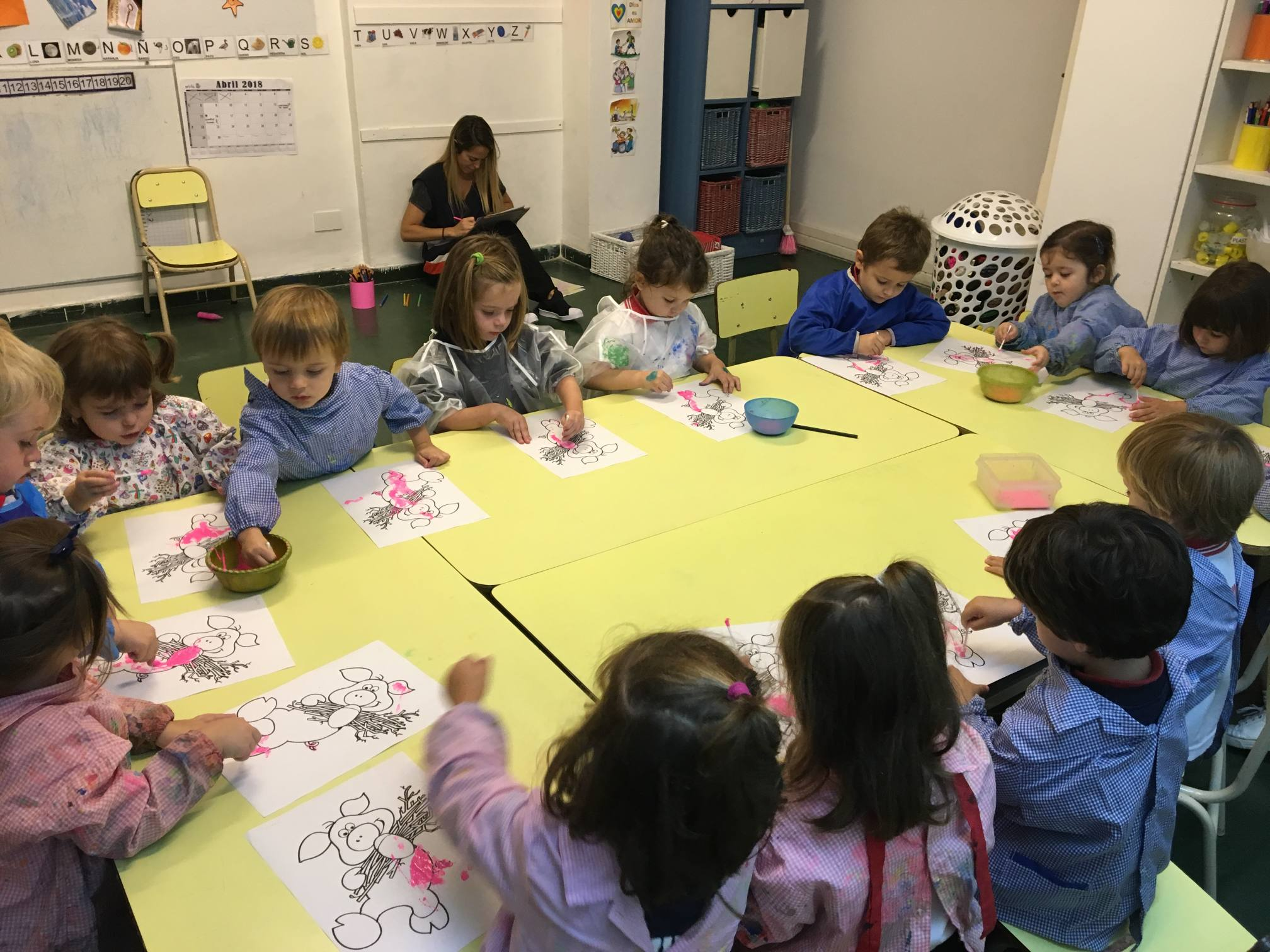Ir al blog KINDER 3 MORNING 2018